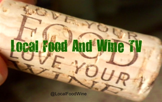 Local Food And Wine TV Logo inlay