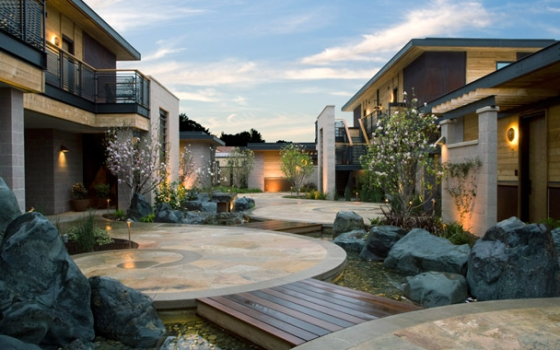 Bardessono LEED certified Platinum Property, Yountville, Napa