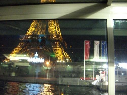 Eiffel Tower from Paris en Scene