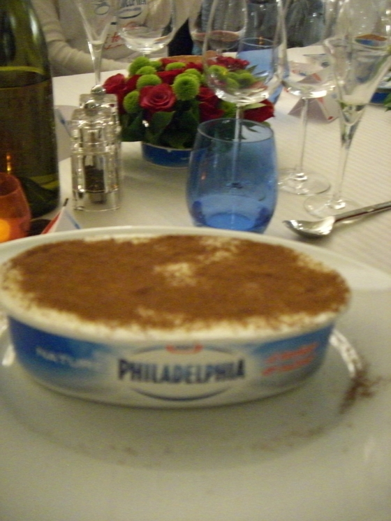 Tiramisu Cream Cheese