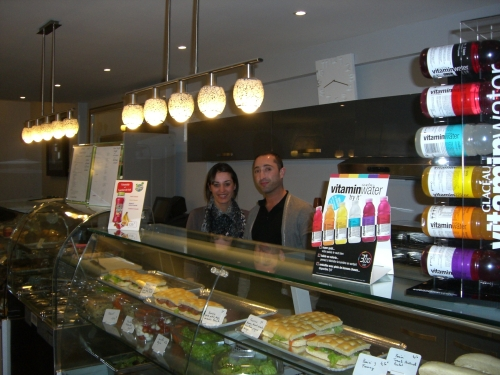 Local Food And Wine/ Paris - 144 rue St. Honore Lunch Counter