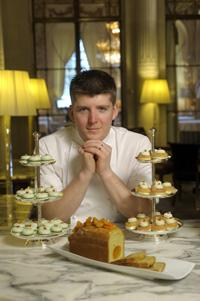 Camille Lesecq, Le Meurice, Patissier of The Year, France - Local Food And Wine