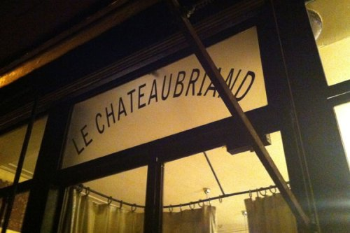 Chateaubriand - Paris Food And Wine
