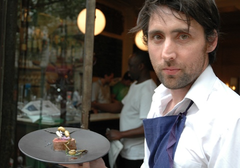 Chef Inaki Aizpitarte, Chateaubriand - Paris Food And Wine