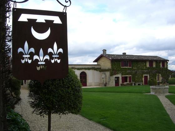 Château Smith Haut Lafitte, Bordeaux, Photo c. Paige Donner