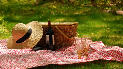 Local Food And Wine - picnic