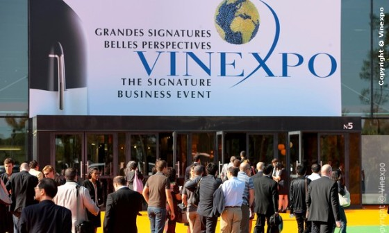 Vinexpo Bordeaux on Local Food And Wine - Bordeaux