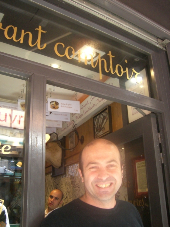 L'Avant Comptoir, Paris, Local Food And Wine by Paige Donner