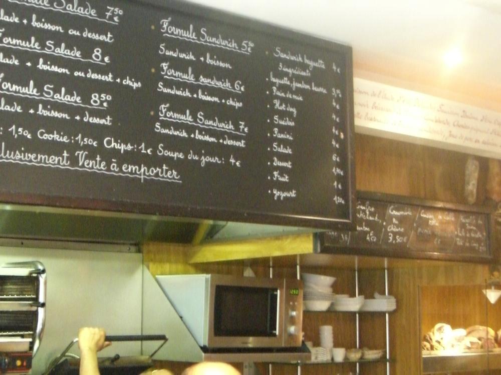 L avant comptoir local food and wine - Le comptoir du relais restaurant reservations ...