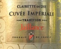 Jaillance Clairette de Die - Local Food And Wine