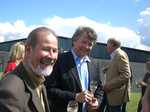 Jean Paul Gandon, Clos Lanson - Local Food And Wine