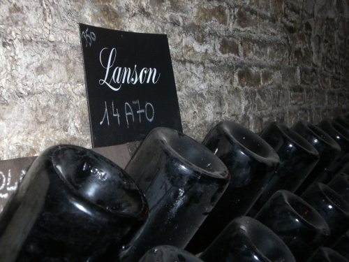 Lanson Champagne Cave - Local Food And Wine