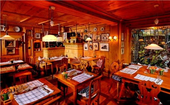 l'Hotel Le Parc Obernai, Restaurant La Stub - photo courtesy Le Parc Obernai