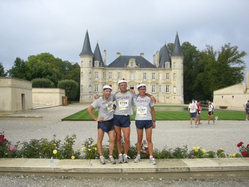 Marathon du Medoc 2011 c. Local Food And Wine