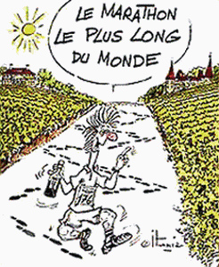 Marathon du Medoc Logo - Local Food And Wine