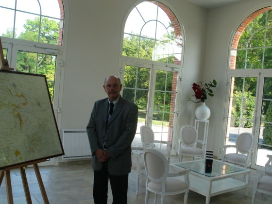Mr. Philippe Manfredini, Managing Director of Gosset Champagne