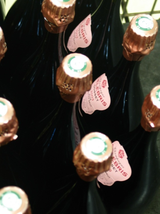 Gosset Champagne Cellars Epernay c. Paige Donner Local Food And Wine