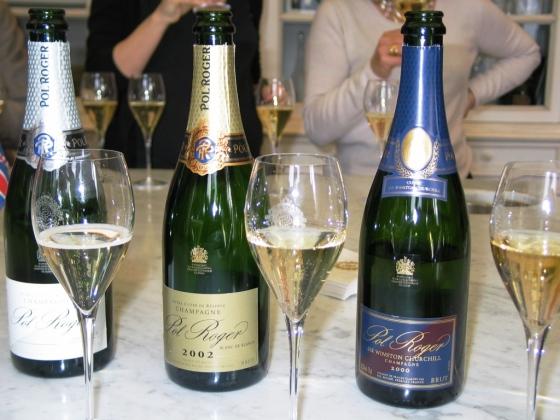 Pol Roger Champagne - Prestige Cuvees