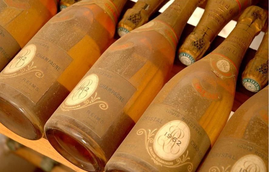Cristal vintage 1962 Cherie du Vin - You will LOVE my wine picks!