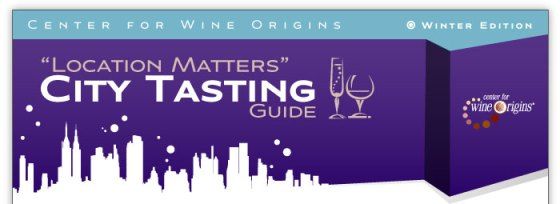 Champagne and Port city tasting guide winter2013 Local Food And Wine