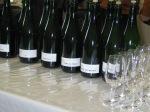 Vin Clair Tasting, Oger, Lallier Champagne