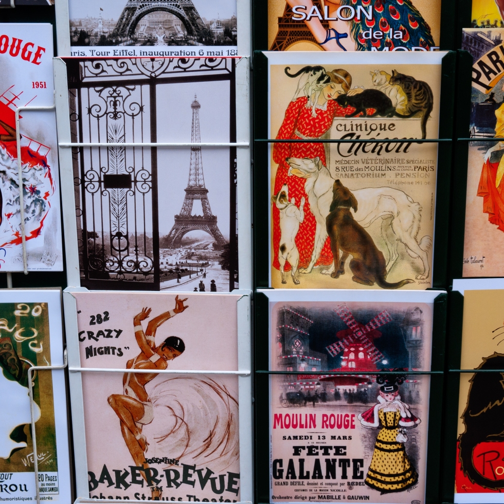 Paris Food And Wine - by Paige Donner