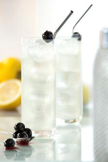 Local Food And Wine Grey Goose Cherry Collins