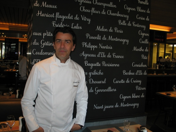 Yannick Alleno Terroir Parisien photo by Paige Donner copyright 2014 IMG_1168