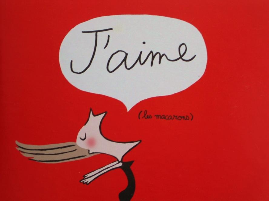 Artwork by Soledad for Pierre Hermé copyright