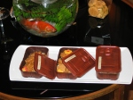 Sardine tins, chocolate, filled with cookies; All made by a 3-star French Chef!