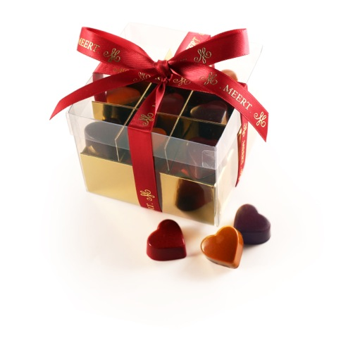 Méert Valentine's Day Gift Box - Chocolate!