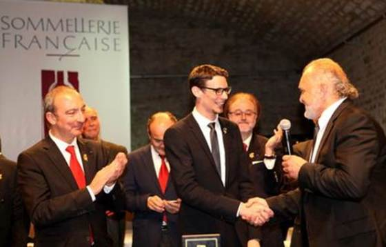 jonathan bauer monnaret - France's Sommelier of the Year