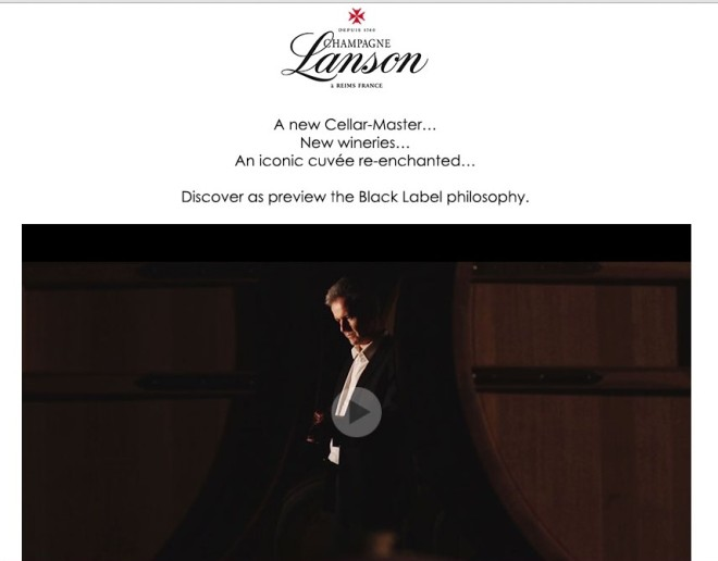 Lanson  Black Label  The Champagne