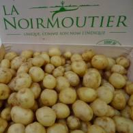 La Bonnotte - Early potatoes from the Ile de Noirmoutier - a feverishly awaited seasonal delicacy in France!