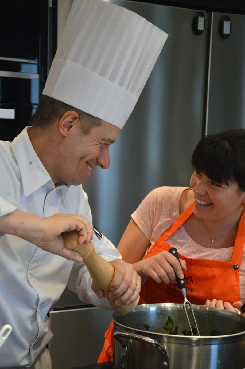 L institut paul bocuse local food and wine - Cours de cuisine lyon bocuse ...