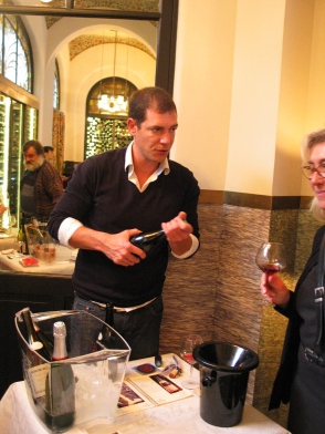 Le Grand Auxerrois à Paris, held at Les Climats Restaurant photo copyright Paris Food And Wine