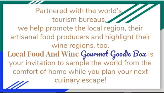 Local Food And Wine Gourmet Goodie Box premise pitch Slide 3