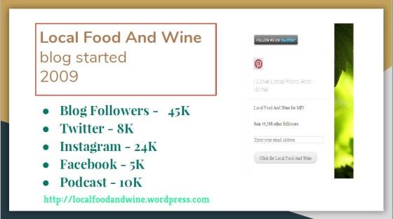 Local Food And Wine Gourmet Goodie Box Slide 2 Blog followers