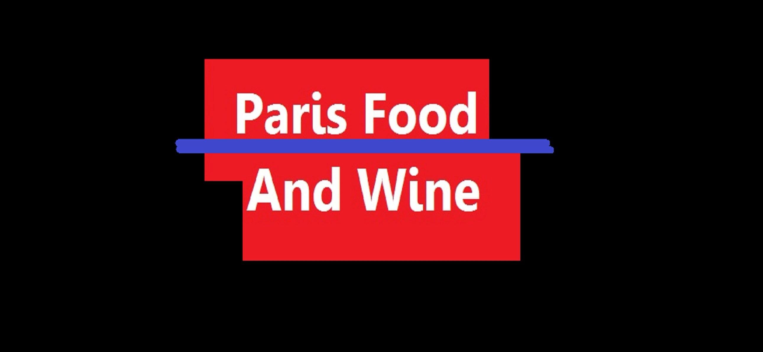 Paris Food And Wine logo