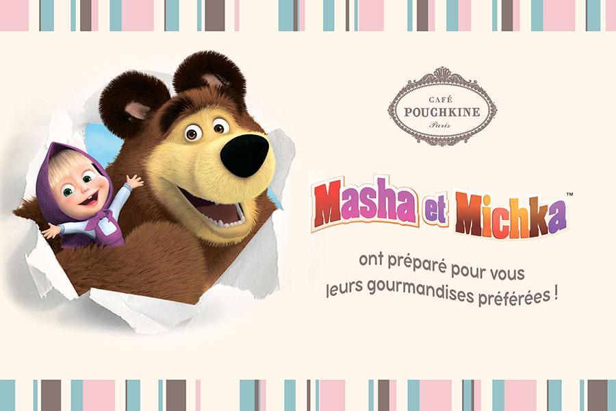 masha-et-michka buche de noel-900x600