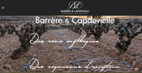 Barrere Capdeville screenshot for podcast
