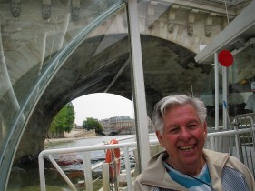 Eugene Donner - Dad - with me Paris 2015 photo Paige Donner copyirght IMG_1276